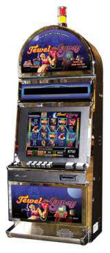 Jewel of the Gipsy the Slot Machine