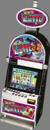 Win a Latte the Slot Machine