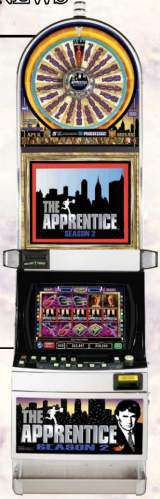 The Apprentice - Season 2 the  Slot Machine