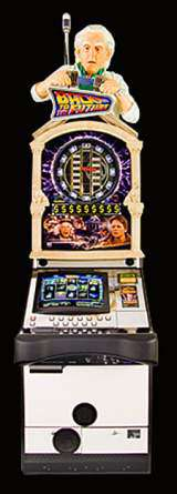 Back to the Future the Slot Machine
