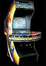 Street Fighter the Arcade Video Game