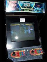 Street Fighter - The Movie the Arcade Video Game