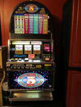 Five Times Pay [Model 242F] the Slot Machine