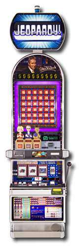 Jeopardy! the  Slot Machine