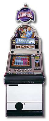 Jeopardy! Tournament of Champions the Slot Machine