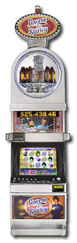 Laverne & Shirley the  Slot Machine