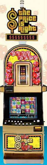 The Price Is Right - Dice Game the  Slot Machine