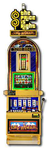 The Price Is Right - Cliff Hangers [Reel Touch] the Slot Machine