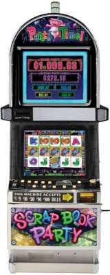 Scrap Book Party [Party Time!] the  Slot Machine