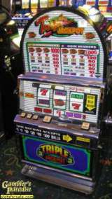 Triple Double Butterfly Sevens [3-Reel+Bonus Reel] the Slot Machine