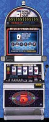 Five Times Pay [World Poker Tour] the Slot Machine