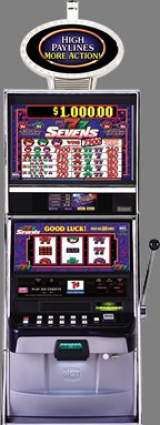 Sevens the  Slot Machine