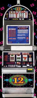 12 Times Pay [Reel Touch Bingo] the Slot Machine