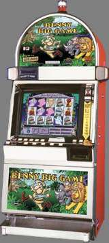Benny Big Game the  Slot Machine
