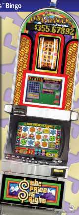 The Price Is Right - Cliff Hangers [Video Reel Touch Bingo] the  Slot Machine