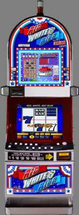Red White & Blue [Video Reel Touch Bingo] the  Slot Machine