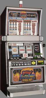 Sizzling 7 Times Pay the Slot Machine