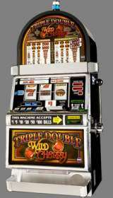 Triple Double Wild Cherry [2-Coin] the  Slot Machine