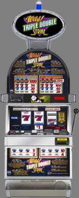 Wild! Triple Double Strike the  Slot Machine