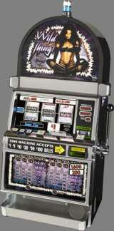 Wild Thing! [Black Leather] the  Slot Machine