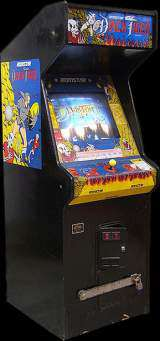 Black Tiger the  Arcade Video Game PCB
