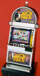 Austin Powers the  Slot Machine