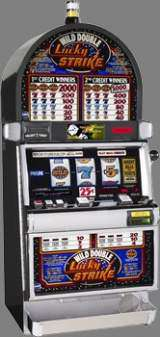 Wild Double Lucky Strike [3-Reel, 1-Line] the  Slot Machine