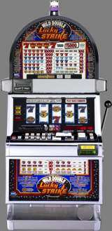 Wild Double Lucky Strike [5-Reel] the  Slot Machine