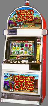 Used Cars [Video Slot] the  Slot Machine