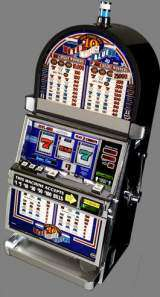 Ten Times Pay - Red White & Blue the  Slot Machine