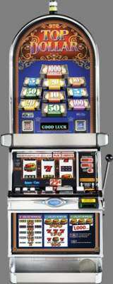 Top Dollar [3-Reel, 1-Line, 3-Coin] [Sizzling 7] the  Slot Machine