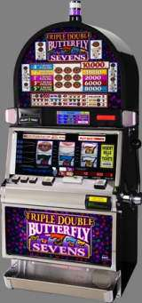 Triple Double Butterfly Sevens [3-Reel, 5-Line] Slot Machine