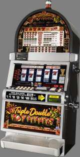 Triple Double Hot Peppers the Slot Machine