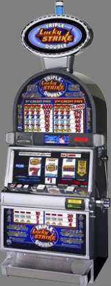 Triple Double Lucky Strike the Slot Machine