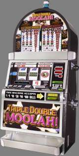 Triple Double Moolah! the Slot Machine