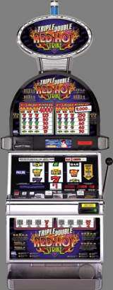 Triple Double Red Hot Strike [3-Reel] the  Slot Machine