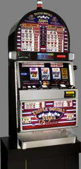 Triple Double Stars Deluxe the  Slot Machine