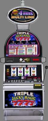 Triple Lucky Magic 7's [Multi Line] the  Slot Machine