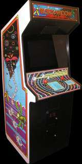 Black Widow Arcade Video Game