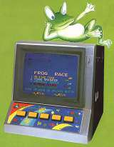 Frog Race +4 [Model BE-5000/FR] the Arcade Video Game PCB