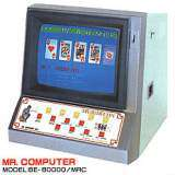 Mr. Computer [Model BE-80000/MRC] the  Arcade PCB