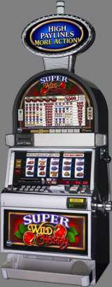 Super Wild Cherry the  Slot Machine