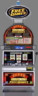 Super Times Pay Free Games [5-Line] the  Slot Machine