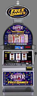Super Times Pay Free Games [20-Line] the  Slot Machine