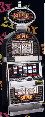 2x3x4x5x Super Times Pay [5-Reel] the  Slot Machine