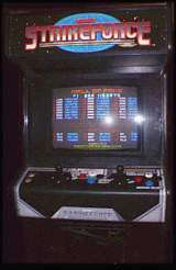Strikeforce the  Arcade Video Game