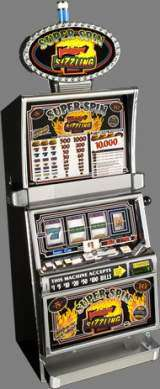 Super Spin Sizzling 7 the  Slot Machine