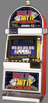 Split It and Hit It Poker the  Slot Machine