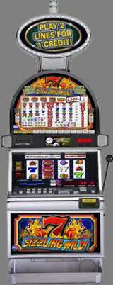 Sizzling Wild! [4-Reel] the  Slot Machine