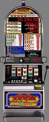 picture of sizzling 7 slot machine